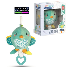 Toys Clementoni Musical Ce Pusete-Wear Plush Baby Or Soft-Surface/karyolaya 0--Months/orginal