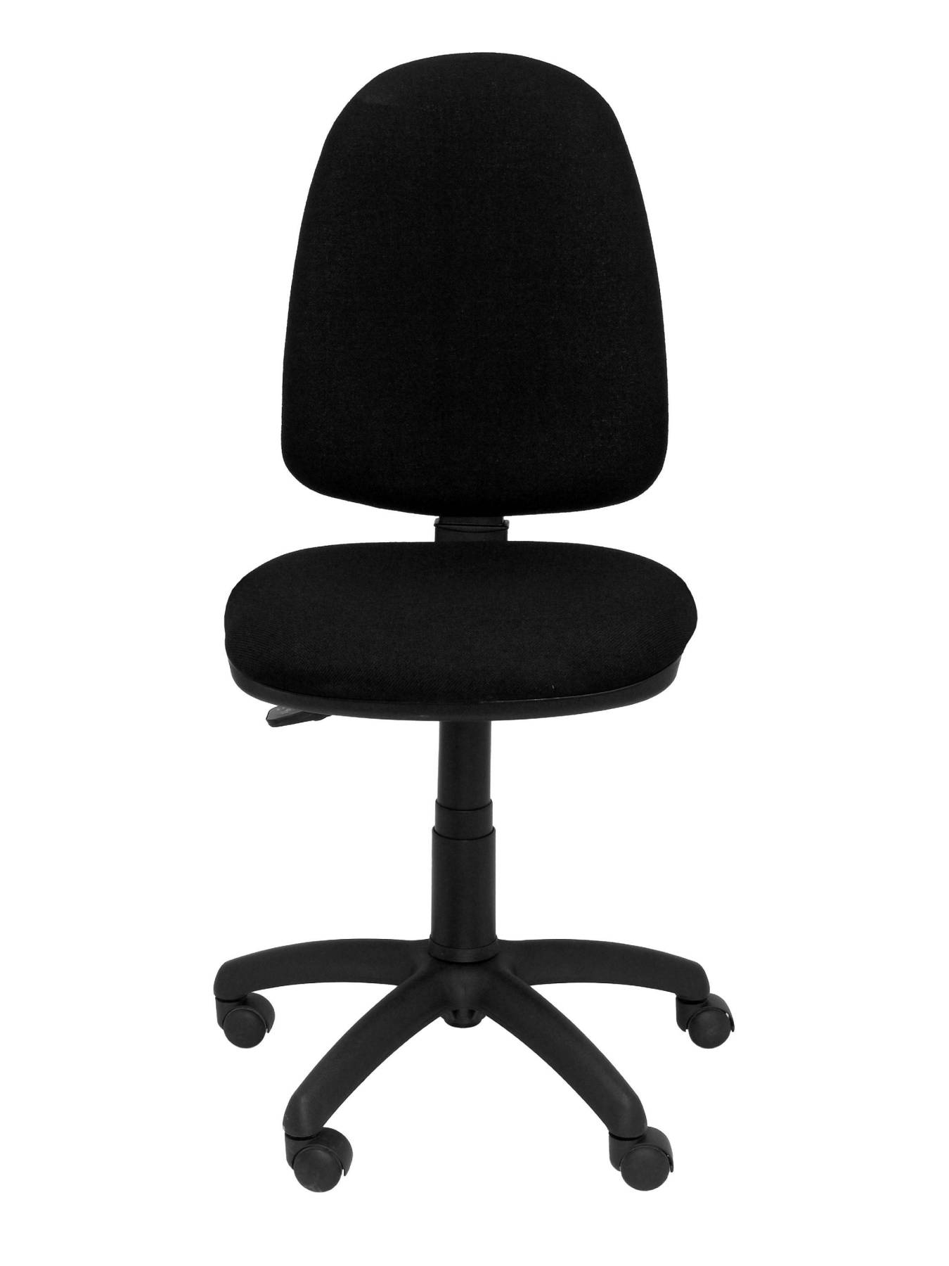 Office Chair With Mechanism's Constant Contact Double Handle And Adjustable Height-Seat And Backrest Tapestry