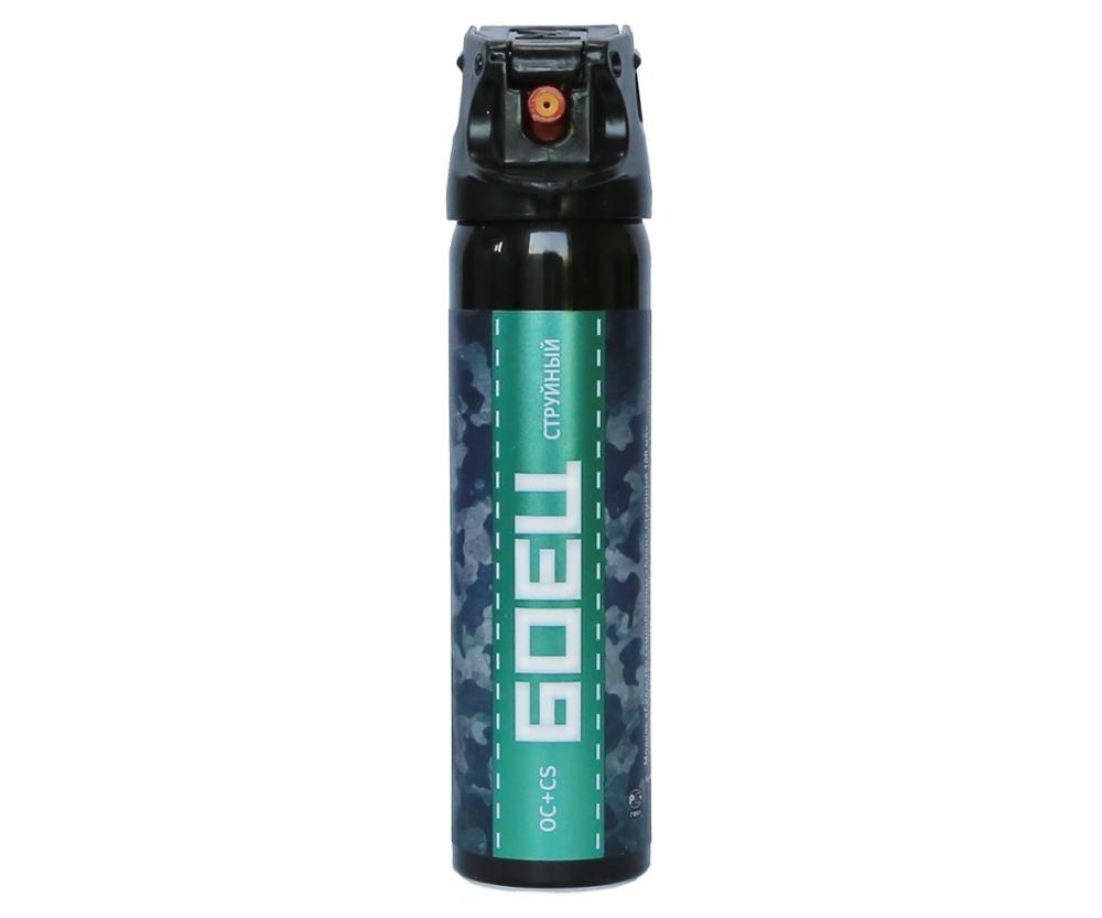 Газовый баллончик «Боец» струйный, 100 мл (большой)|Принадлежности для самообороны| | АлиЭкспресс