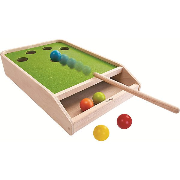 Game board Plan Toys Billiards game board plan toys бобёр and брёвнышко