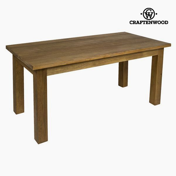 Dining Table Teak Mdf Brown - Be Yourself Collection By Craftenwood