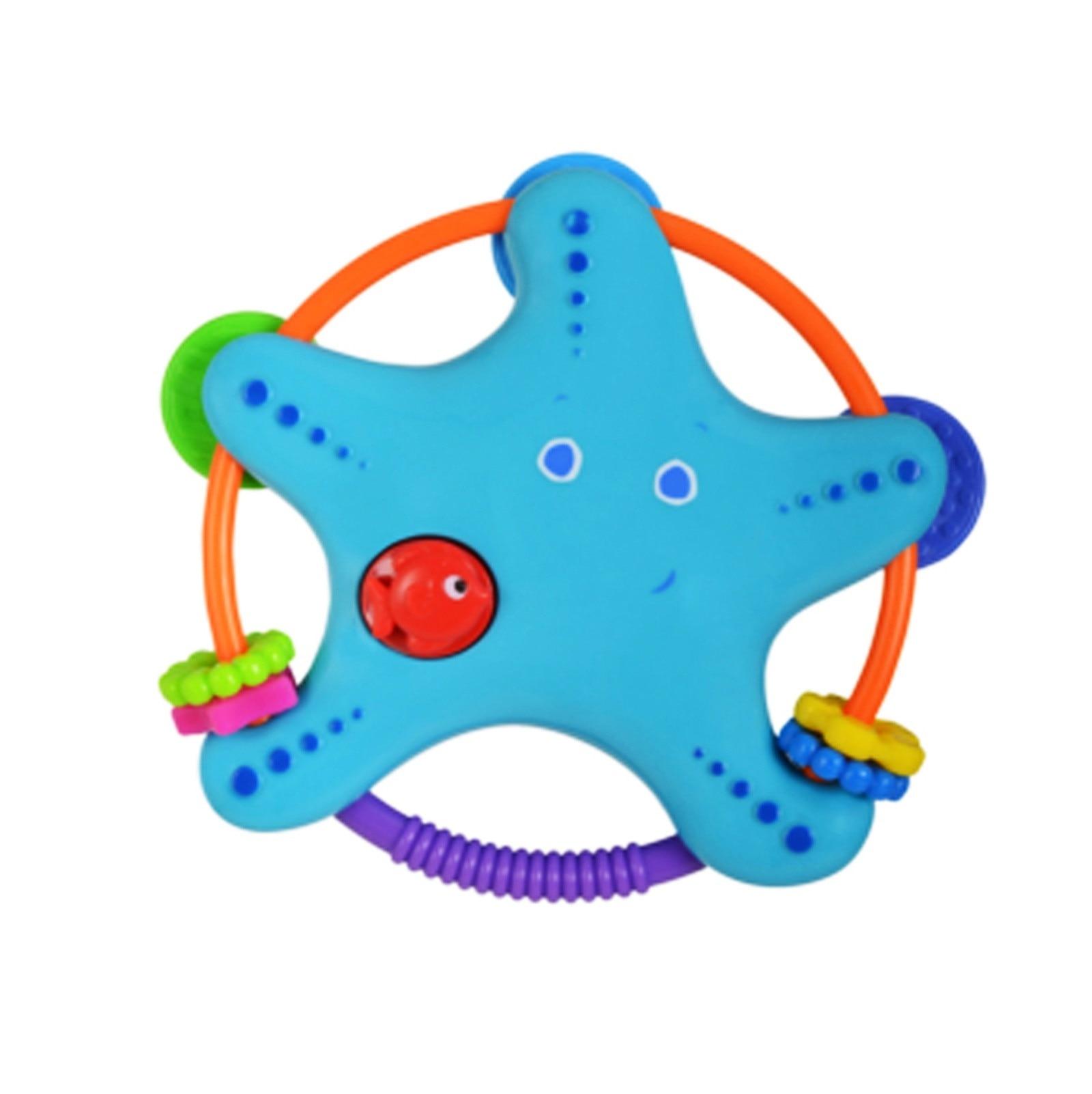 Ebebek Bondigo Baby Mirror Rattle Toy