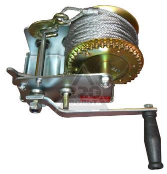 Winch EURO-LIFT WH16-20А 15592