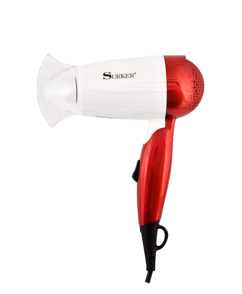 1200W Foldable Portable Travel Hair Dryer High Power 2 Lightweight And Handy Mode