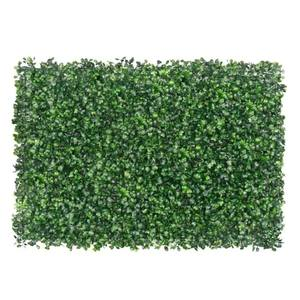 Wall Application Artificial Boxwood Foliage 40*60 Cm (5 Pcs) 430299108