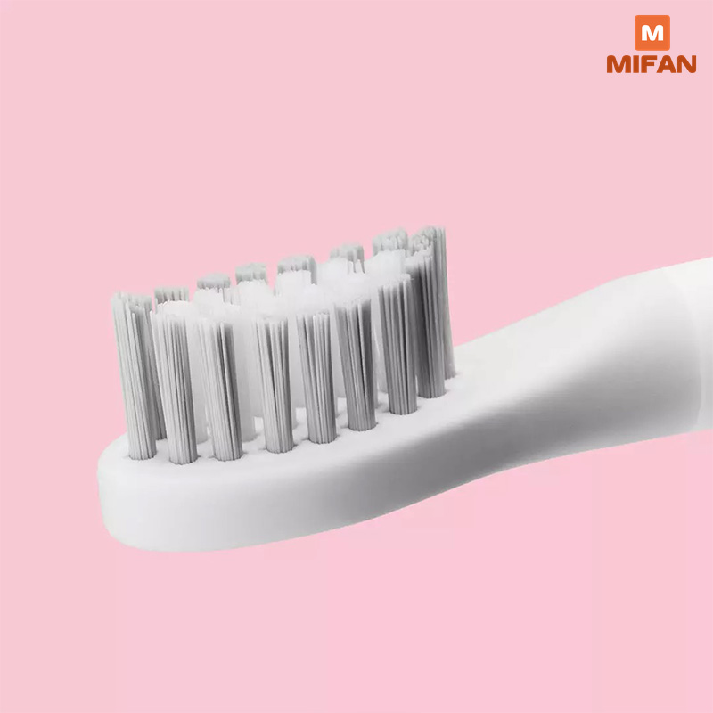 2pcs/lot Tooth Brush Heads Soft Sonic Electric Replace For SO WHITE ?PINJING?Electric Toothbrush EX3 Soft Bristles Deep Cleaning
