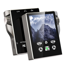 Touch Screen lettore MP3 HiFi con supporto per riproduttore Bluetooth e auricolare 16G registratore Radio FM altoparlante incorporato lettore musicale