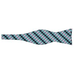 Men's self-tie (silk, small cage) 53132