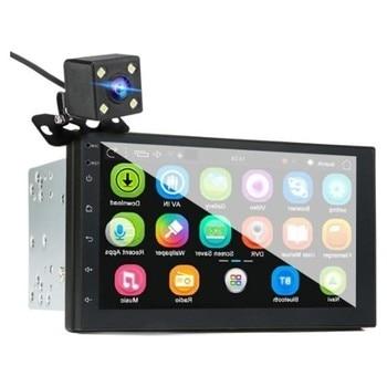 DOLBOVI MultiMedia Tv 7 Inch 2 Din Android 8.0 Double For reversing Camera