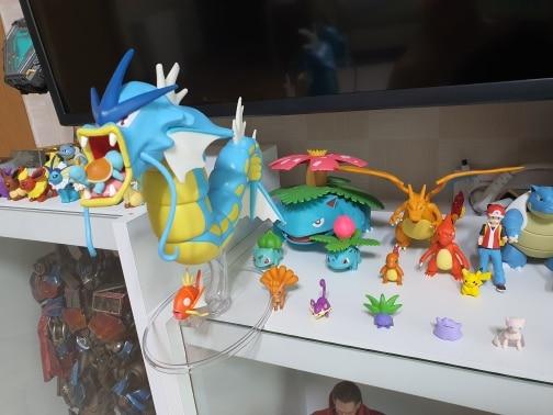 "Genuine Pokemon Toy Gyarados 12"" Epic Battle Figure photo review"