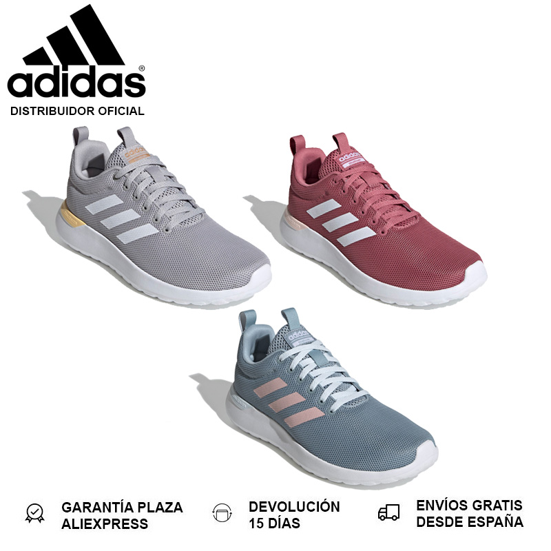 Adidas Lite Racer CLN, Zapatillas para Correr, Mujer, Cordones, Superior Malla, Cloudfoam, Plantilla OrthoLite NUEVO ORIGINAL|Zapatillas de correr| - AliExpress