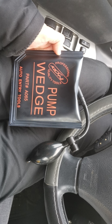 Car Locksmith Tools KLOM Pump Wedge Air Wedge Auto Entry Tools Airbag Lock Pick Set Auto Lockout Car Window Open Ferramentas airbag tool auto tools car tools - AliExpress