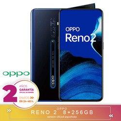 [Официальная гарантия испанской версии] смартфон Oppo Reno 2 6,55 дюймAMOLED, 4G Dual Sim, 8 жестких ГБ/256 жестких ГБ, Qualcomm Snapdragon 730G