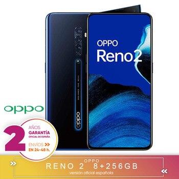 Перейти на Алиэкспресс и купить [Официальная гарантия испанской версии] смартфон Oppo Reno 2 6,55 дюймAMOLED, 4G Dual Sim, 8 жестких ГБ/256 жестких ГБ, Qualcomm Snapdragon 730G