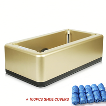 Automatic Shoe Cover Dispenser Machine Home Protection
