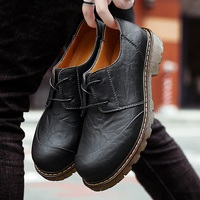 Mens Oxfords Shoes Genuine Leather Dress Shoe Male Wedding shoe social chaussure homme Brown Office Formal Shoe Size 38 47