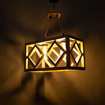 Salon rustykalny żyrandol dekoracyjny żyrandol z drewna podwójny salon rustykalny żyrandol dekoracyjny drewniany żyrandol podwójny tanie i dobre opinie Ninnola TR (pochodzenie) Lampy sufitowe Klasyczne Bambusowe i drewniane Zawieszone