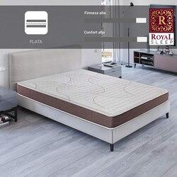 Royal snu w stanie uśpienia materac lepkosprężyste 19 CM rdzeń de espana samochodu HR meble pokoju w akademiku anty roztocza Hipo alergénico łóżko komfort|Materace|   -