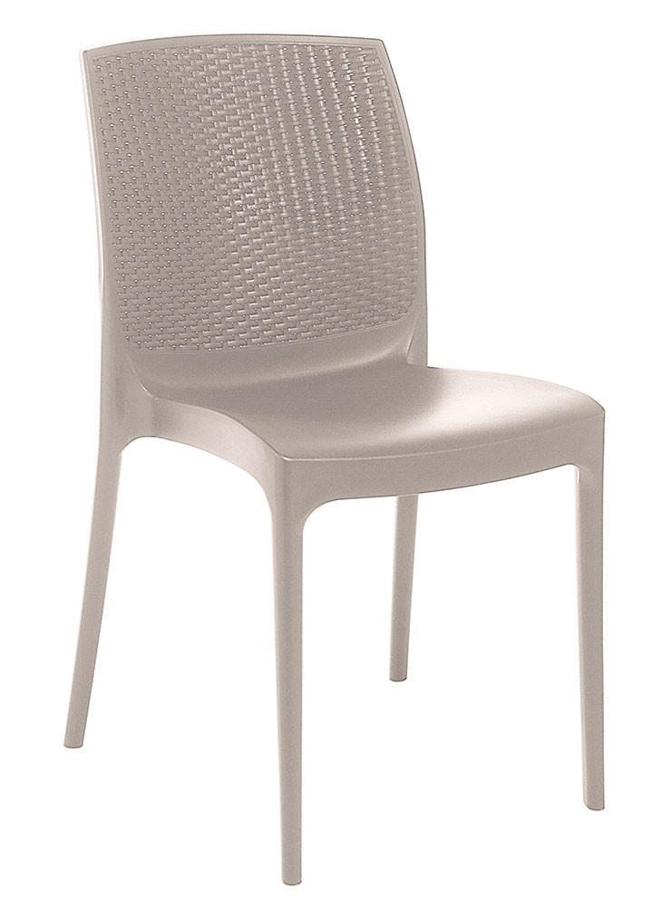 Chair BORA, Polypropylene Jute