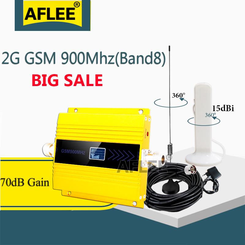 GSM Repeater 900MHZ 2g 3g Mobile Signal Booster GSM UMTS 900Mhz 3G Cellphone Signal Booster GSM Repetidor 3G Cellular Amplifier
