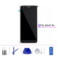 Original Screen Google Pixel 3 3A LCD Display Touch Digitizer Screen For Google Pixel 3A XL LCD Screen Pixel3 Replacement все цены