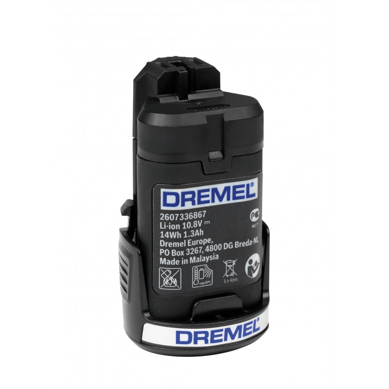 DREMEL li ion Batteries 10 8 V 875|Electric Drills| |  - title=