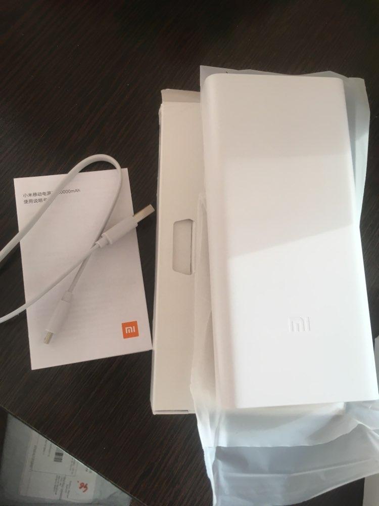 Original Xiaomi Power Bank 20000mAh Portable Charger for iPhone Xiaomi External Battery Support Dual USB QC 3.0 Powerbank 20000|Power Bank|   - AliExpress