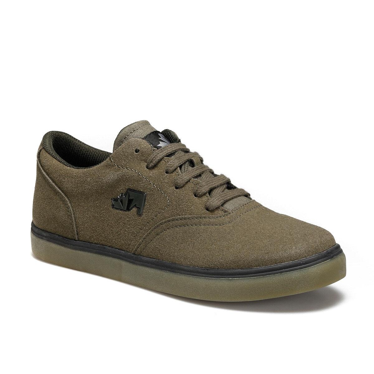 FLO RONAS 9PR Khaki Men 'S Sneaker Shoes LUMBERJACK