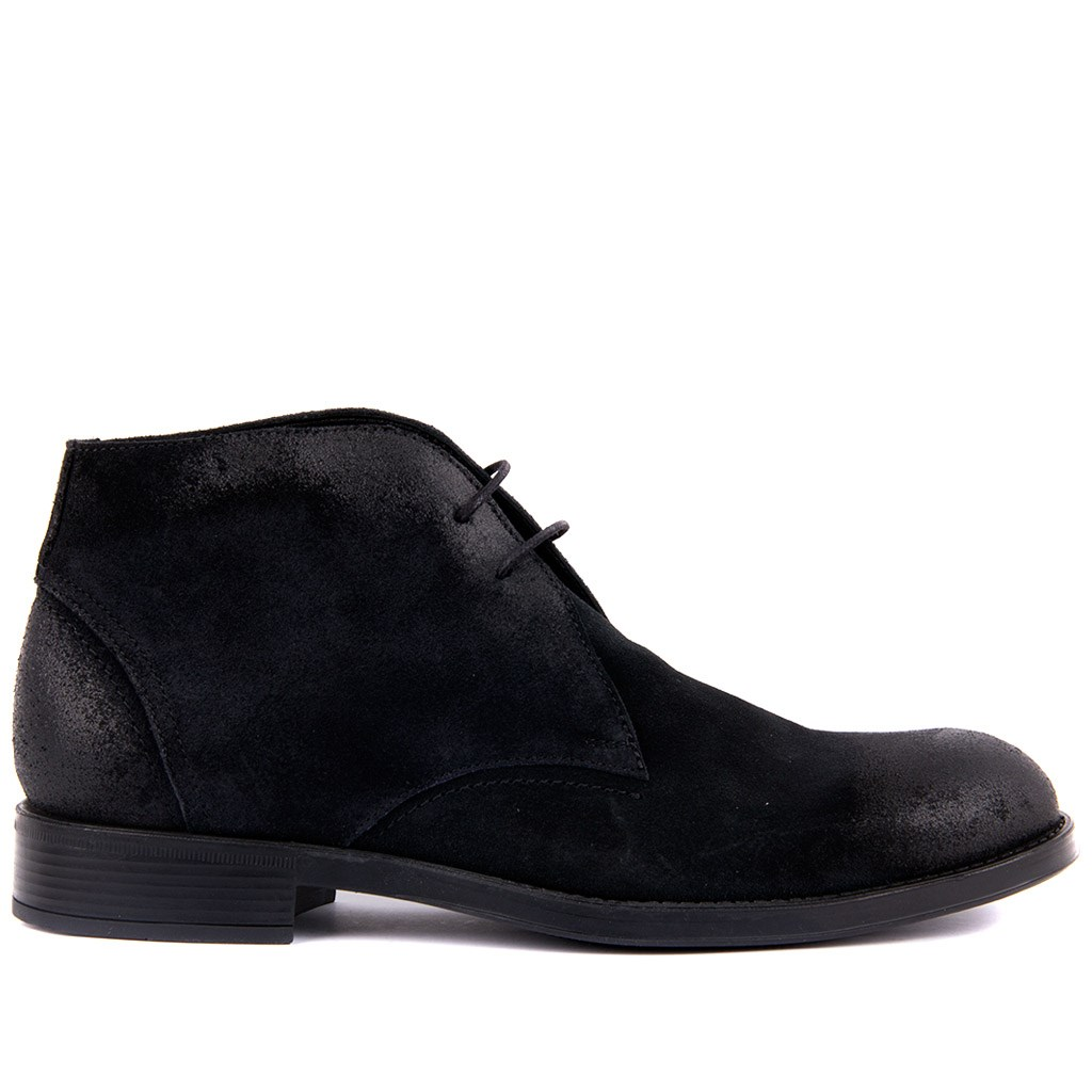 Sail-Lakers Men Suede Leather Boots