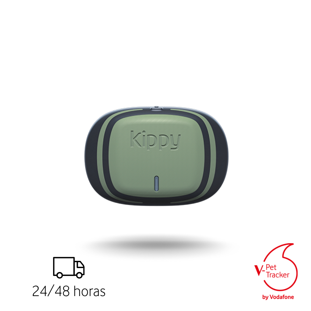 V-PET Collar GPS Dog Tracker - Monitor Activity And Pets-Mini Smart GPS Locator Device