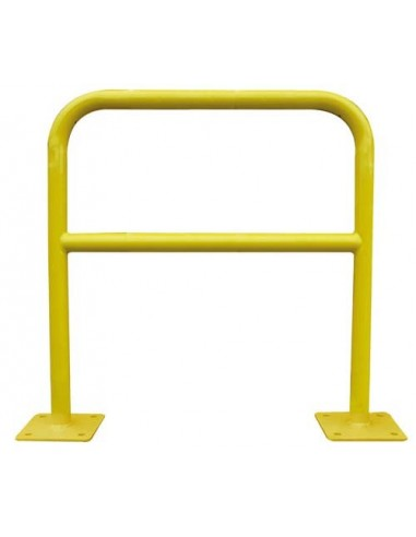 758136241 BARRIER BAR400J Ø40-1000X1000 YELLOW