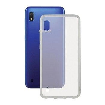 Mobile abdeckung Samsung Galaxy A10 Flex Transparent
