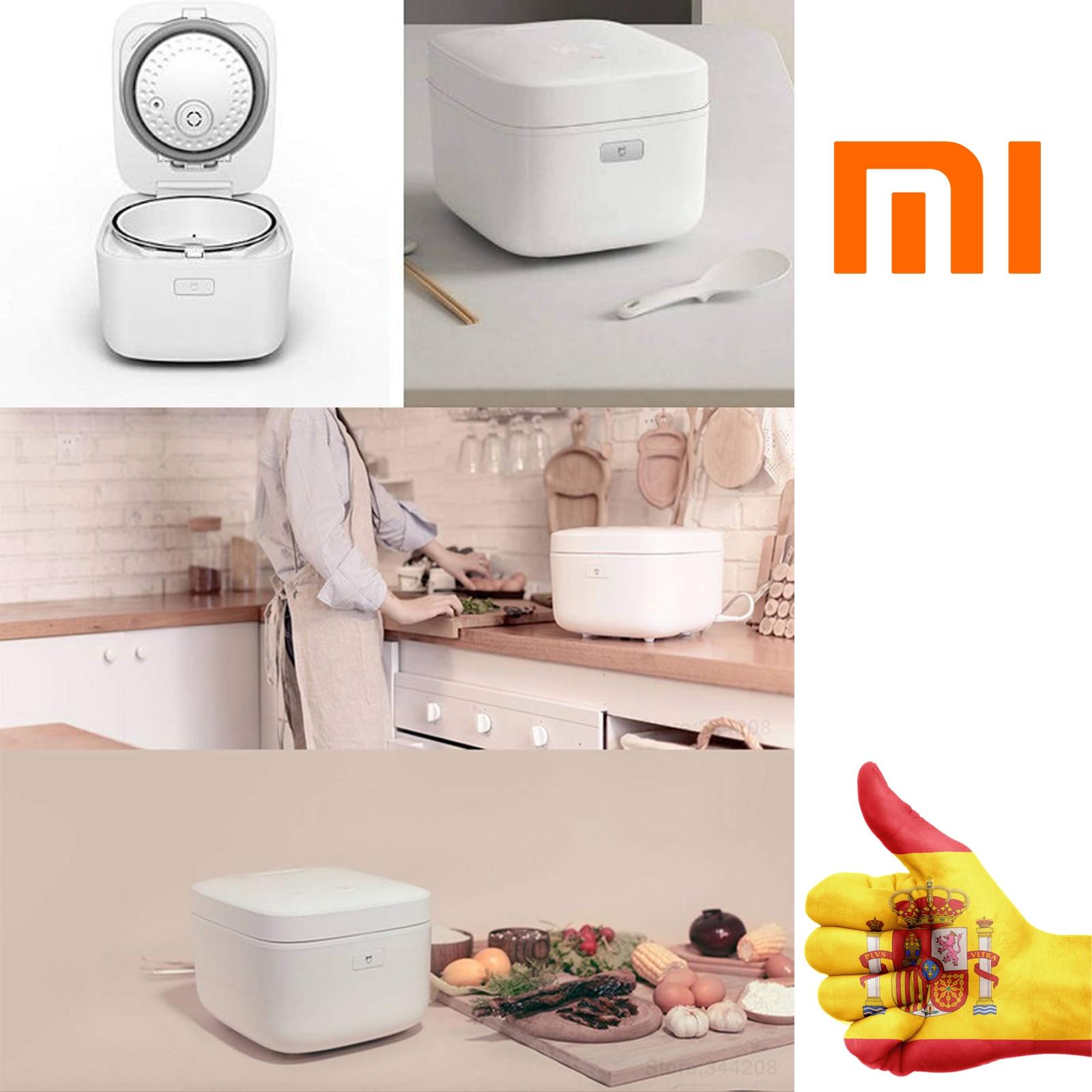 XIAOMI Пароварка для риса умная, индукционная нагревательная рисоварка оригинальная функция приложения кнопки дистанционного управления IH - 5