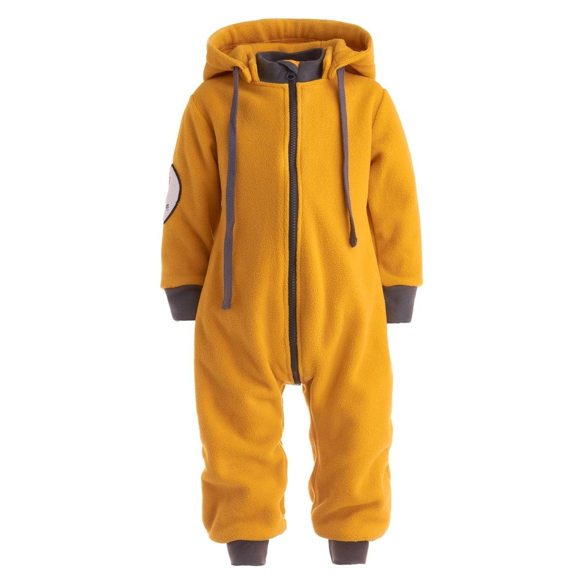 Фкм-гор2 Fleece Jumpsuit Zipper