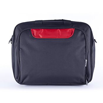 "Laptop Case approx! AAOABT0453 APPNBCP15BR 15,6"" Black Red"