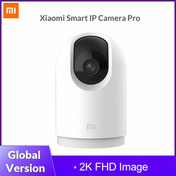 Global Version Xiaomi Mi Home Smart IP Camera Pro 2K Utrl HD Security Camera 360° Vision Motion Detection Infrared night vision