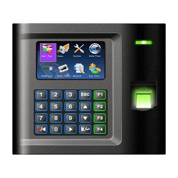 Kontrola obecności i dostępu odcisków palców i Zk-us10c-id Rfid