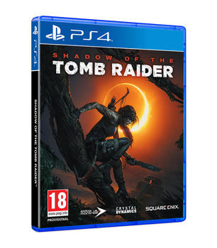 Shadow Of The Tomb Raider Ps4 Playstation 4 Games Koch Mean S.L.U Age 18 +