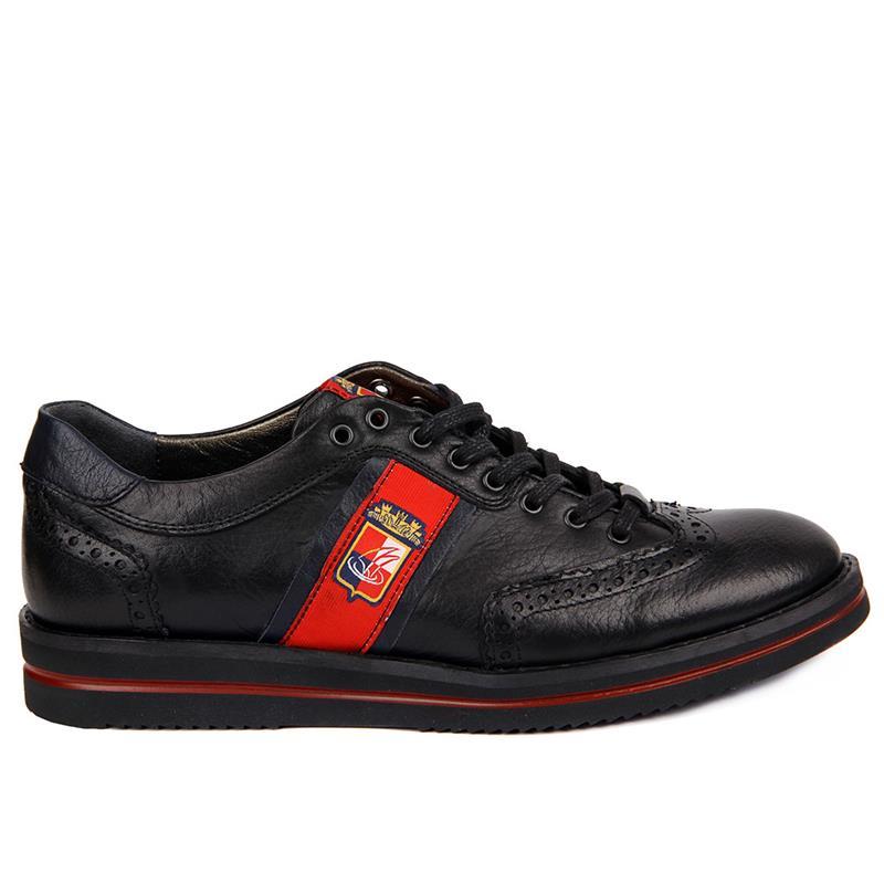 Voile-Lakers en cuir véritable hommes Sneaker chaussures quotidiennes de base