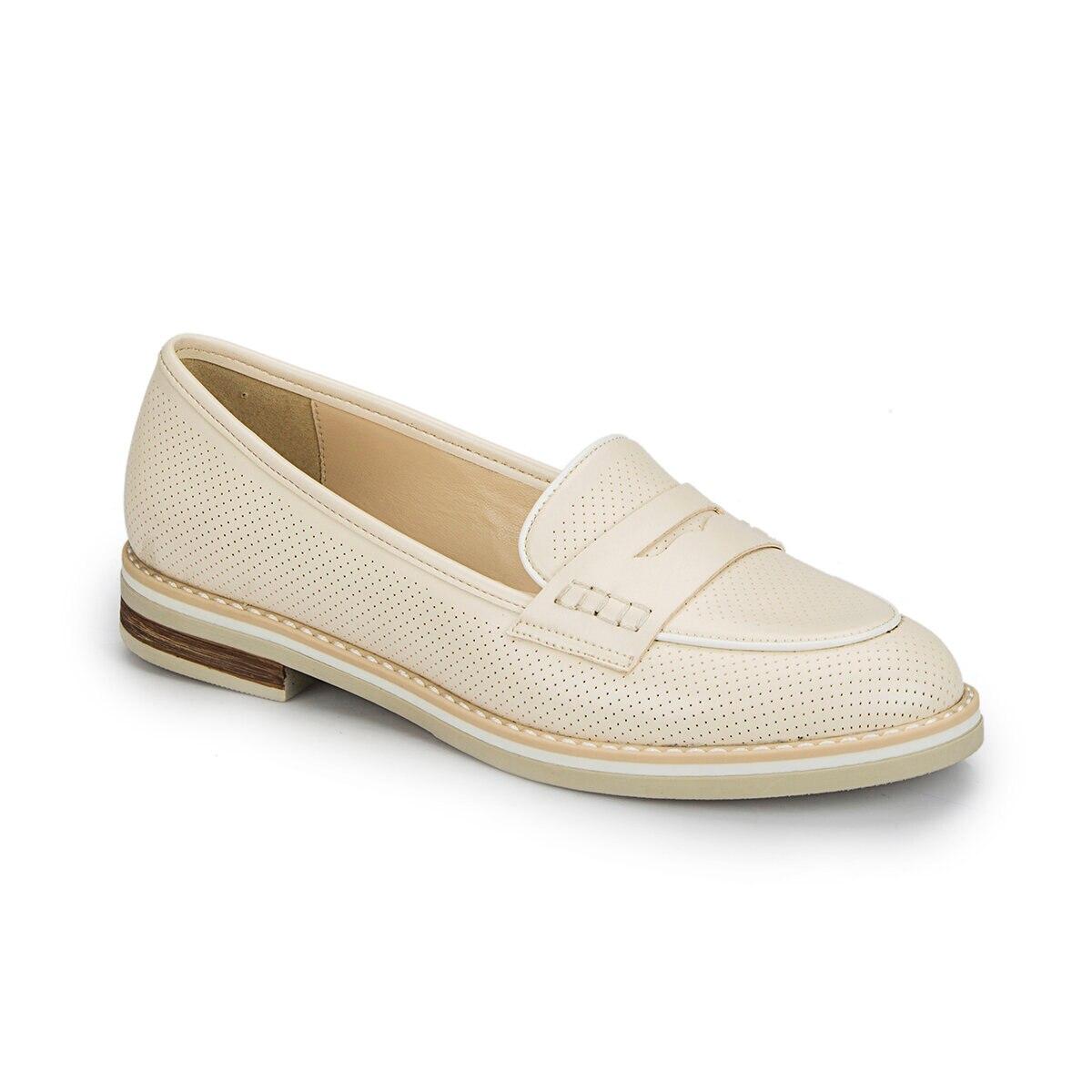 FLO 81. 311370.Z Beige Women 'S Shoes Polaris