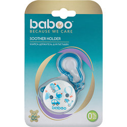 Clip holder pacifier Baboo Transport