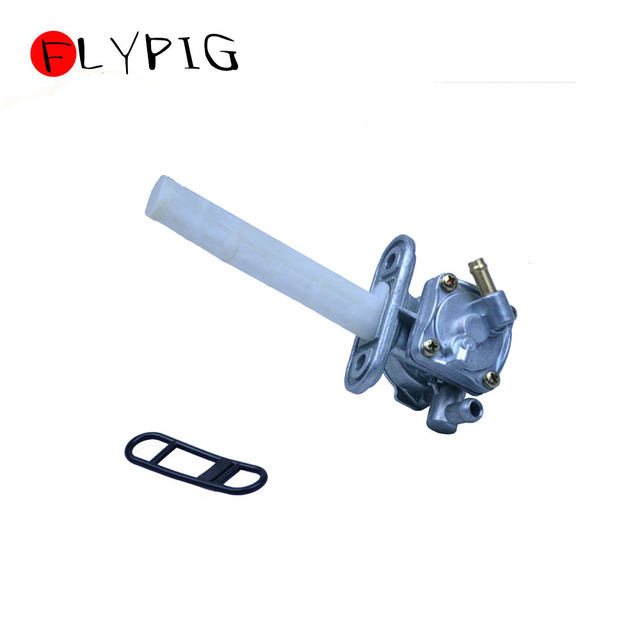 New Motorcycle Fuel Petcock Gas Tank Switch Valve For Suzuki GS450 GS650 GS700 GS750 GS1100E GS1100ES 44300 45371 High Quality