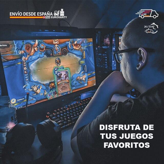 EUROXANTY®   Pack Gaming   Teclado Gaming Español    Teclado y Raton Gamer   6