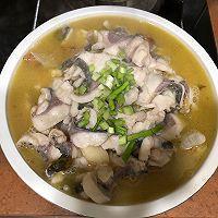 最地道的重庆酸菜鱼的做法图解15