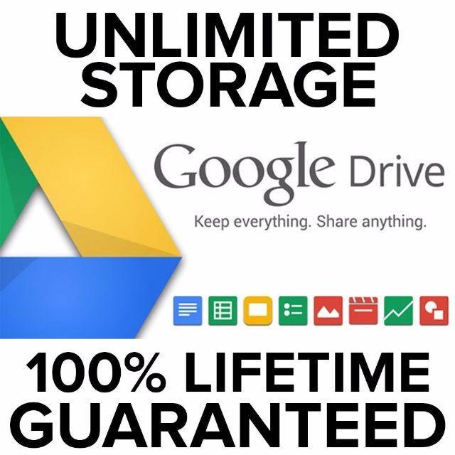 Неограниченное хранилище Google Drive с персональным Gmail в течение неограниченного времени 100% гарантия доставки-оригинальный продукт