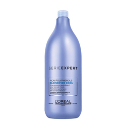 Farbe Neutralising Shampoo Blondifier Kühlen L'Oreal Expert Professionnel (1500 ml)