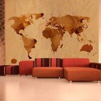 Photo wallpaper Forecast tea world