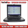 Высокая Восстановленное Toughbook CF54 I5 4G/8G/16G CF-19 CF-54 ноутбук Toughbook ноутбук жесткий диск SSD
