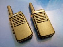 Nice walkie-talkies. Delivery to Tomsk 2 weeks, to the door by the cult. Everything works.