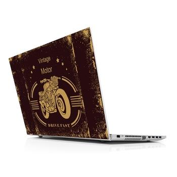 Sticker Master Vintage Motor universal laptop skin for 13 14 15 15.6 16 17 19